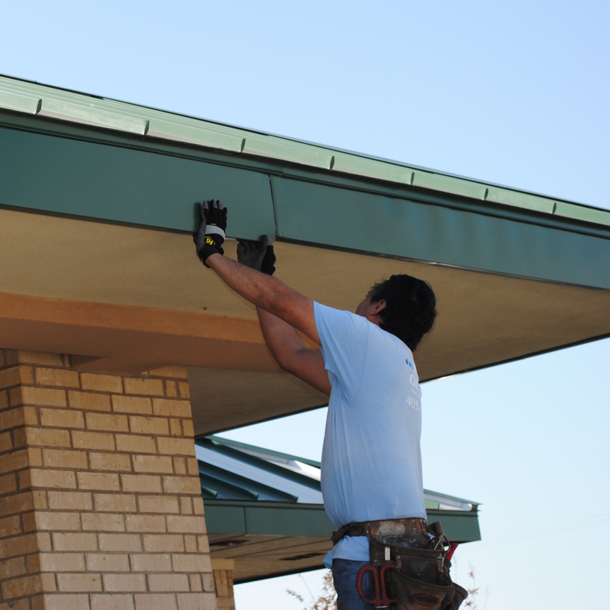 Commercial Gutter Installation Amp Repair A M S Gutters