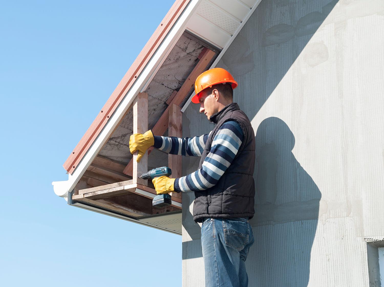 soffit fascia installation repair